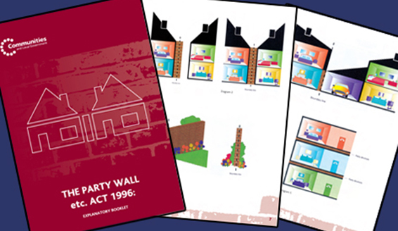 The Party Wall etc. ACT 1996